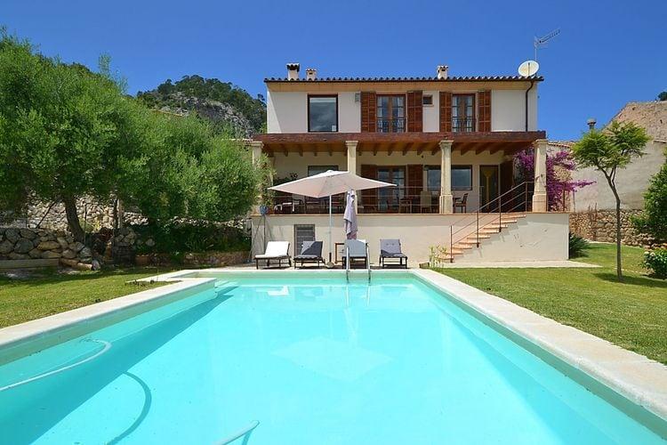 Vakantiehuizen Caimari te huur Caimari- ES-07314-08 met zwembad  met wifi te huur