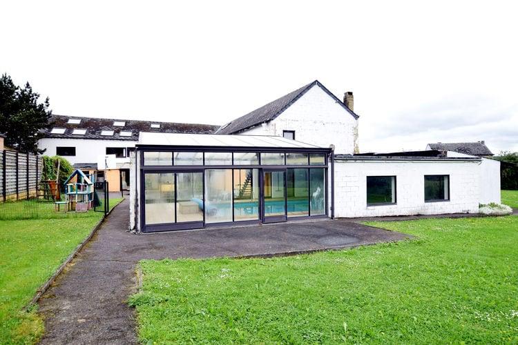 Belgie | Namen | Vakantiehuis te huur in Somme-Leuze met zwembad  met wifi 40 personen