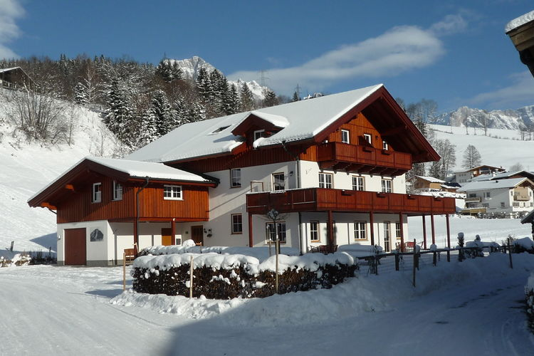 Panorama Appartement Maria Alm - Chalet