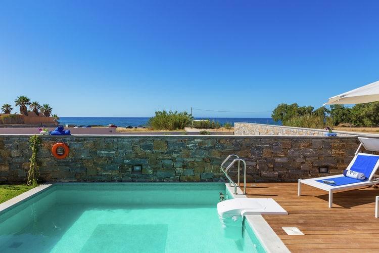 Villa Griekenland, kreta, Pigianos Kampos Villa GR-74100-41