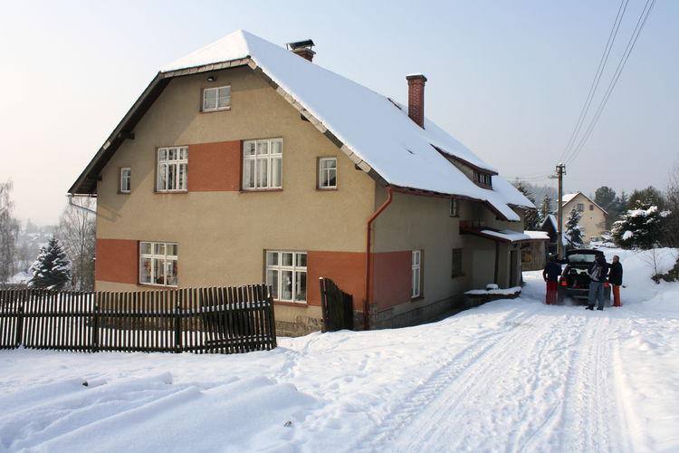 vakantiehuis Tsjechië, Reuzengebergte - Jzergebergte, Jesenný vakantiehuis CZ-51301-06