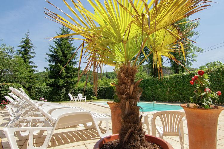 Vakantiehuizen Frankrijk | Dordogne | Vakantiehuis te huur in Vezac met zwembad  met wifi 4 personen