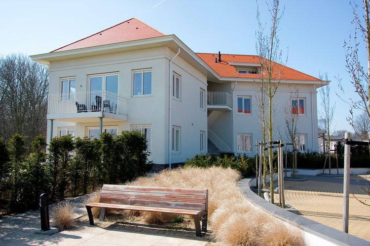 Nederland | Zuid-Holland | Appartement te huur in Noordwijk met zwembad  met wifi 4 personen