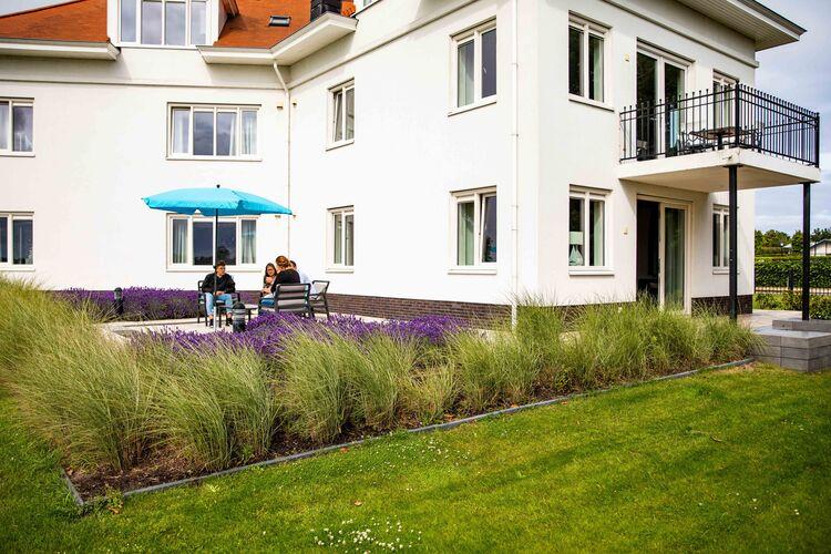 Vakantiehuizen Nederland | Zuid-Holland | Appartement te huur in Noordwijk met zwembad  met wifi 4 personen