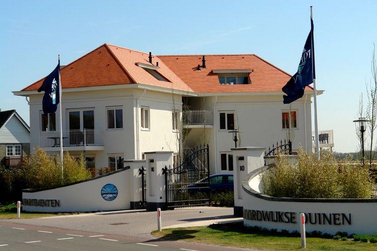 Appartementen Nederland   Zuid-Holland   Appartement te huur in Noordwijk    5 personen