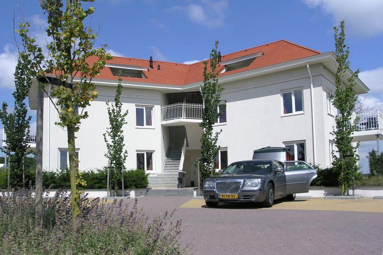 Nederland | Zuid-Holland | Appartement te huur in Noordwijk met zwembad  met wifi 5 personen