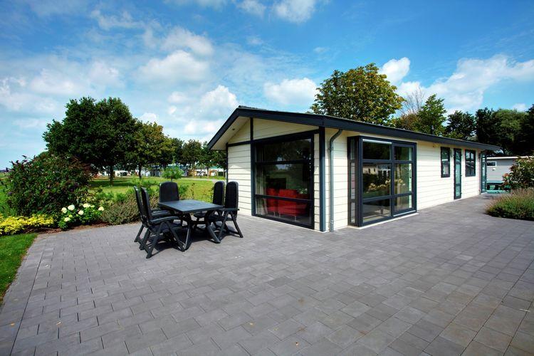 Nederland | Gelderland | Chalet te huur in Aalst   met wifi 5 personen