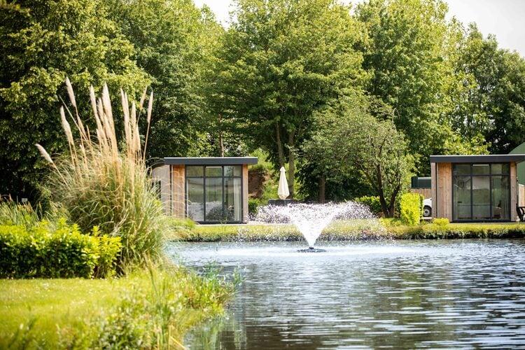 Vakantiehuizen Nederland | Gelderland | Chalet te huur in Aalst   met wifi 5 personen