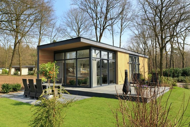 Chalet Nederland, Gelderland, Lunteren Chalet NL-6741-21