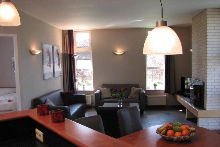 vakantiehuis Nederland, Limburg, Oostrum vakantiehuis NL-5807-03