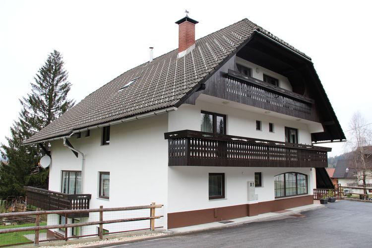 Appartement Slovenië, West Kust, Bohinjska Bistrica Appartement SI-04264-10