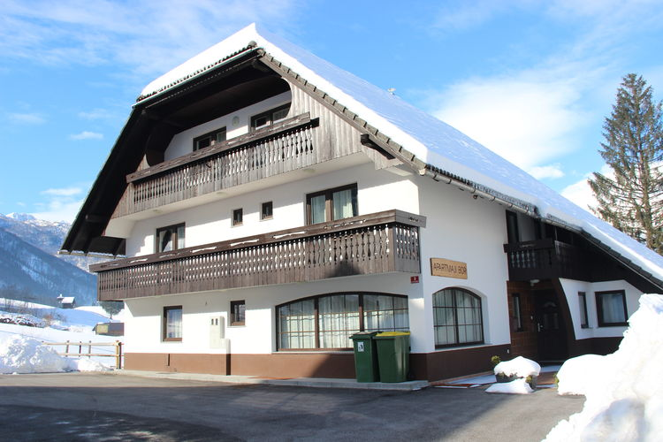 Vakantiewoning Slovenië, West Kust, Bohinjska Bistrica Appartement SI-04264-11
