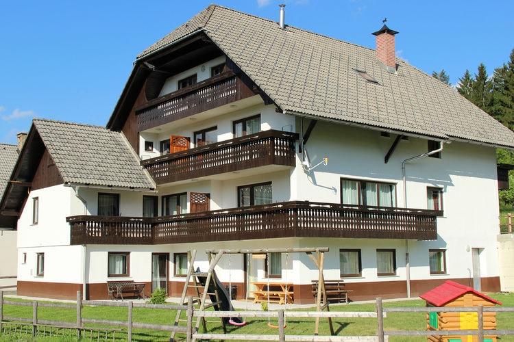 Slovenie | West-Kust | Appartement te huur in Bohinjska-Bistrica   met wifi 2 personen