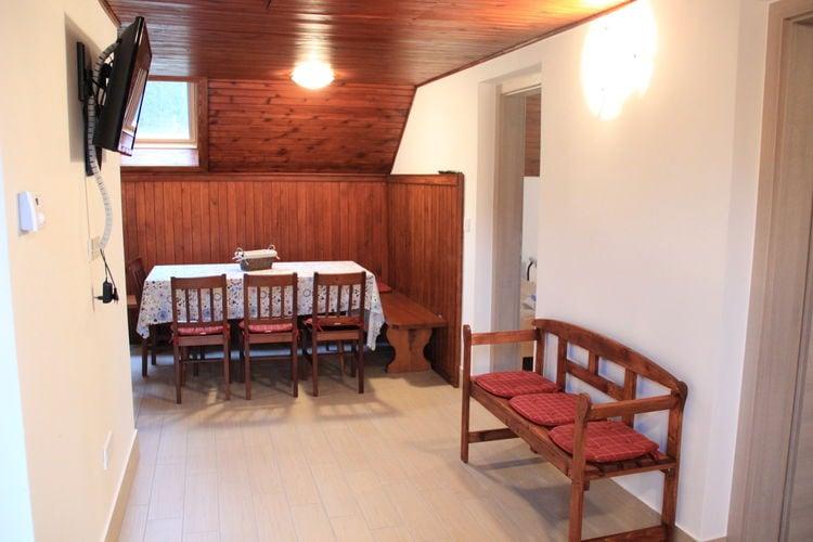 Appartement Slovenië, West Kust, Bohinjska Bistrica Appartement SI-04264-13