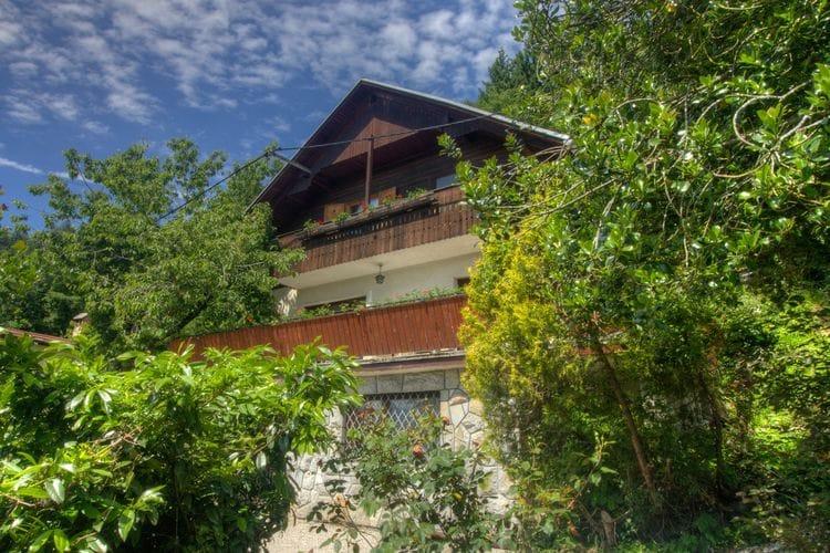 Slovenie Vakantiewoningen te huur Vrijstaand vakantiehuis met tuin, terras en BBQ op 300 m van het meer van Bled