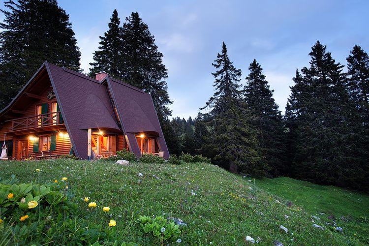 Chalet huren in  Slovenie -   met wifi  voor 4 personen  De locatie van dit chalet biedt ge..