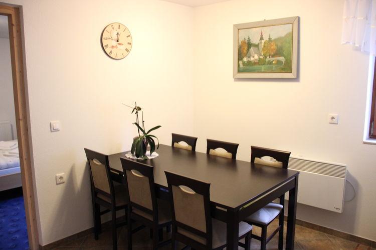 Appartement Slovenië, West Kust, Bohinjska Bela Appartement SI-04263-07