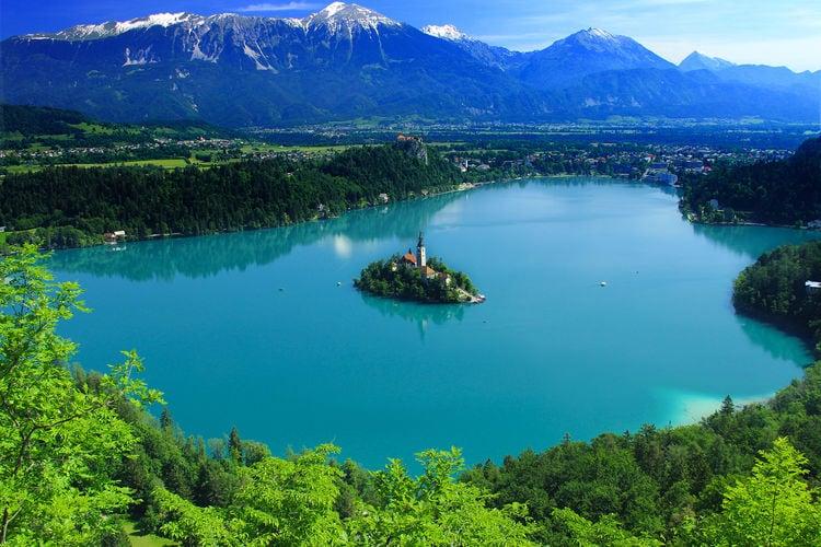 Appartement Slovenië, West Kust, Bled Appartement SI-04260-27