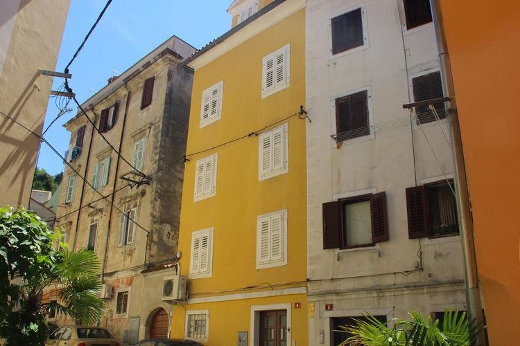 Piran Vakantiewoningen te huur Charmante studio, in het centrum van Piran en op 100 m van zee