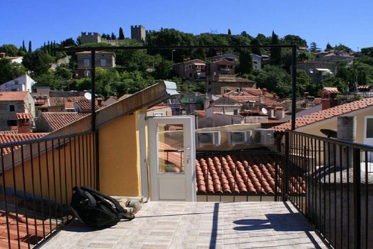 Appartement Slovenië, West Kust, Piran Appartement SI-06330-07