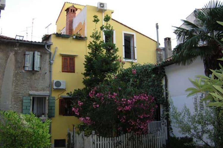 Piran Vakantiewoningen te huur Studio op een perfecte locatie nabij oude centrum van Piran en dicht bij de zee