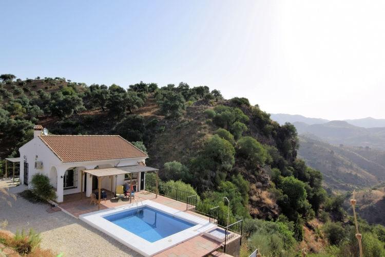 Vrijstaand vakantiehuis met privézwembad, mooi gelegen en met volledige privacy