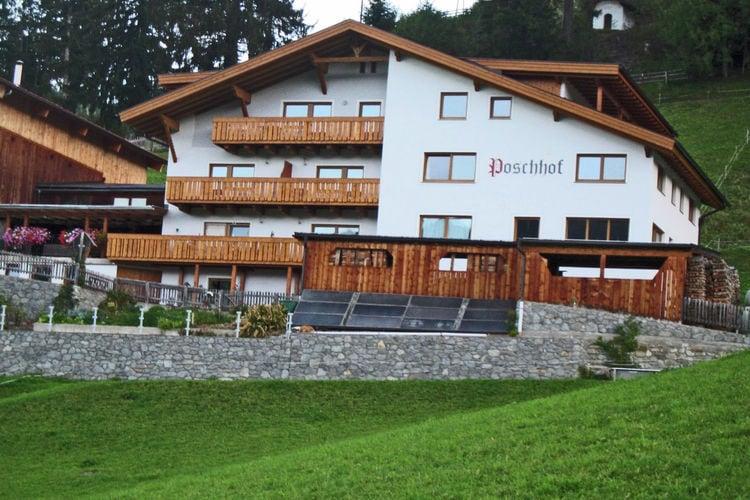 Kaunerberg Vakantiewoningen te huur Mooi appartement in een boerderij met een prachtig uitzicht op de bergen