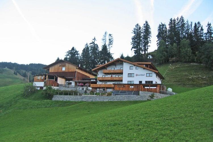 Kaunerberg Vakantiewoningen te huur Mooi appartement op een boerderij met een prachtig uitzicht op de bergen
