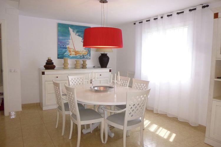 vakantiehuis Spanje, Costa Brava, Empuriabrava vakantiehuis ES-17487-113