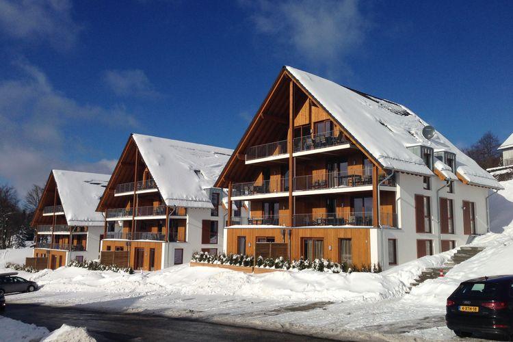 Vakantiehuizen Duitsland | Sauerland | Appartement te huur in Winterberg   met wifi 12 personen