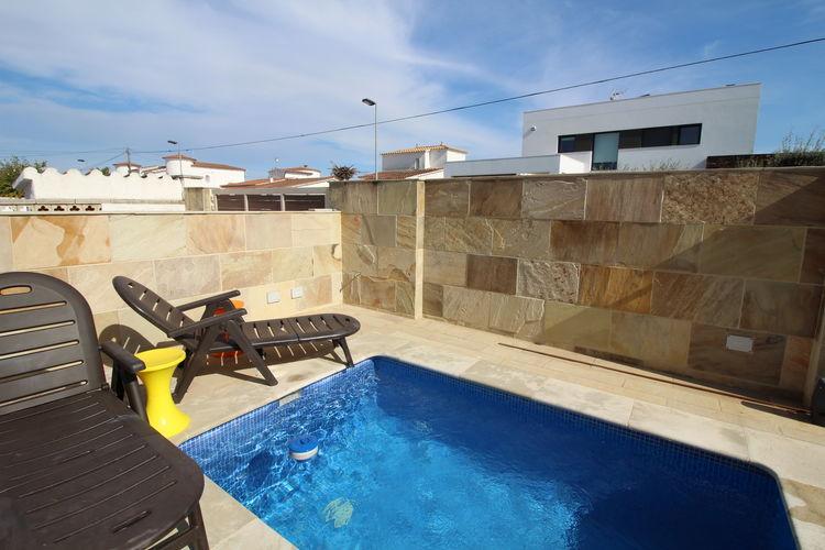 vakantiehuis Spanje, Costa Brava, Empuriabrava vakantiehuis ES-17487-120