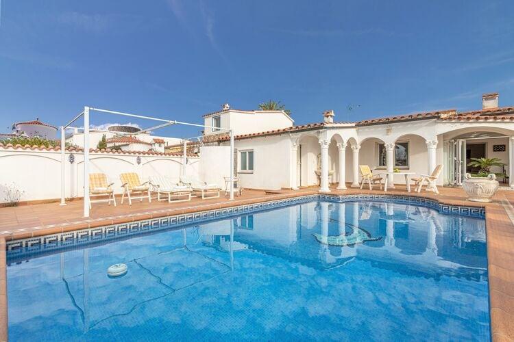 vakantiehuis Spanje, Costa Brava, Empuriabrava vakantiehuis ES-17487-121
