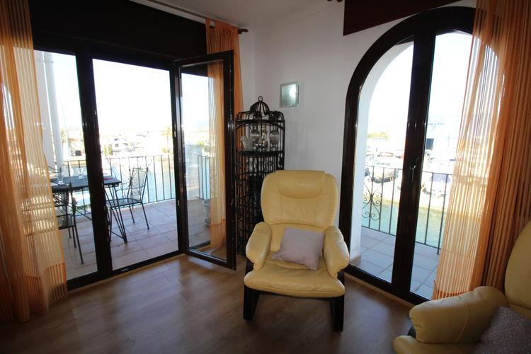 vakantiehuis Spanje, Costa Brava, Empuriabrava vakantiehuis ES-17487-122