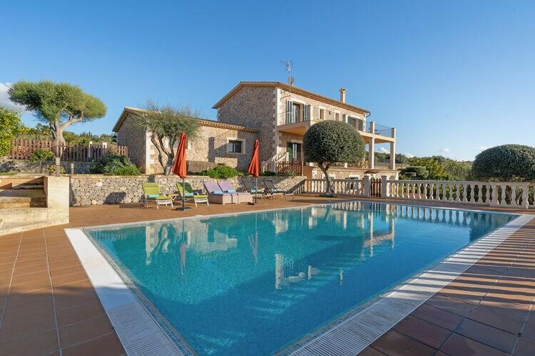 Vakantiehuizen Mallorca te huur Palma-de-Mallorca- ES-00964-01 met zwembad  met wifi te huur