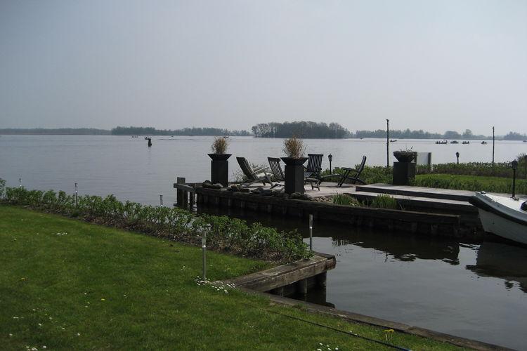 Vakantiewoning Nederland, Overijssel, Giethoorn Chalet NL-8355-35