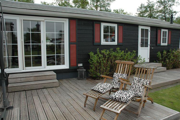 Vakantiewoning Nederland, Overijssel, Giethoorn Chalet NL-8355-37