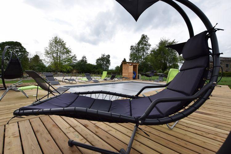 vakantiehuis België, Luxemburg, La-Roche en Ardenne vakantiehuis BE-6984-03