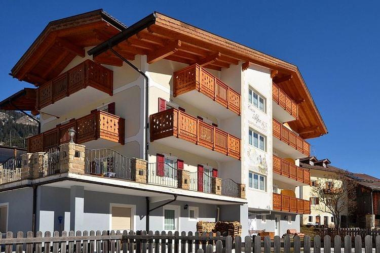 Appartement  met wifi  Trentino-alto-adigeSemal 5