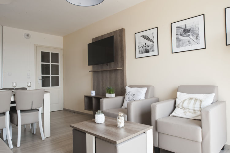 Appartement Frankrijk, Picardie, Equihen Plage Appartement FR-62224-11