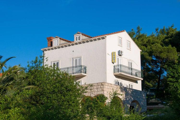 Kroatie | Dalmatie | Villa te huur in Zaton-Veliki   met wifi 4 personen