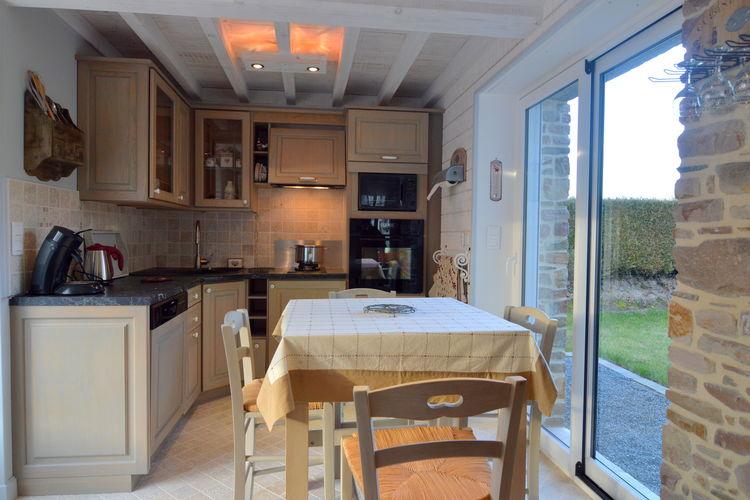 vakantiehuis Frankrijk, Normandie, Creances vakantiehuis FR-50710-05