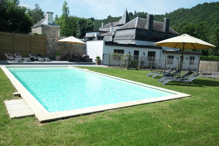 vakantiehuis België, Namen, Hastière par Dela vakantiehuis BE-5540-35