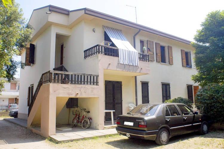 Vakantiewoning Italië, Veneto, Rosolina Mare Appartement IT-45010-149