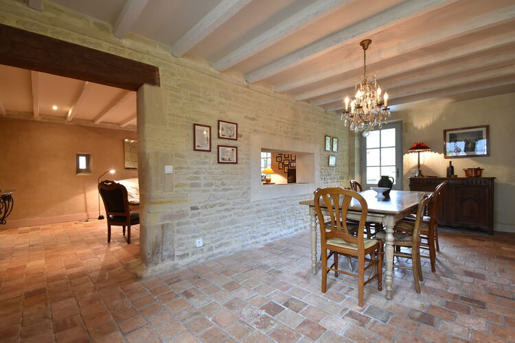 vakantiehuis Frankrijk, Normandie, Lantheuil vakantiehuis FR-14480-06