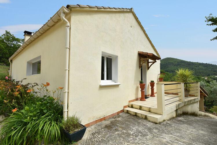 Villa Frankrijk, Languedoc-roussillon, Molières-Sur-Cèze Villa FR-30410-04