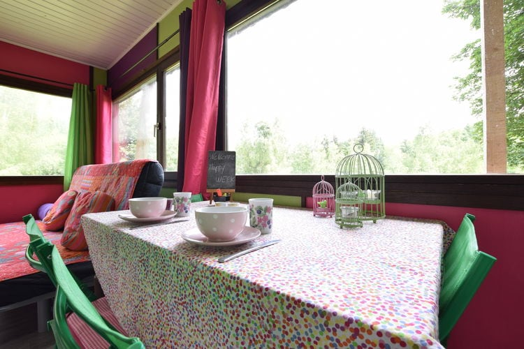 vakantiehuis België, Luxemburg, Houffalize vakantiehuis BE-6660-51