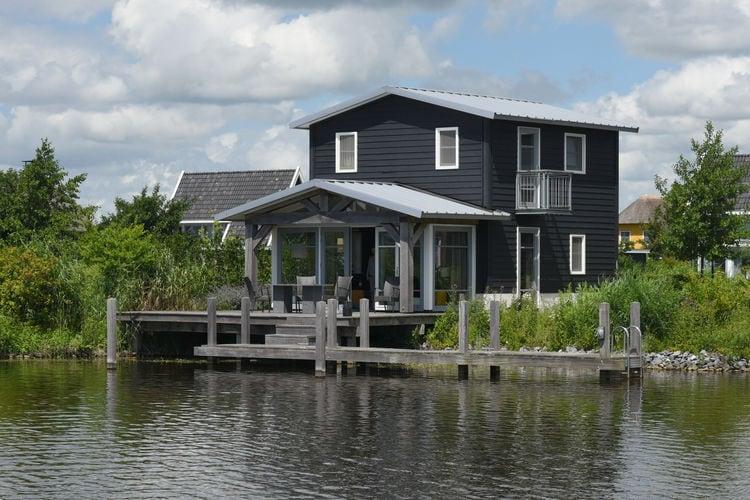 Villa Nederland, Overijssel, Giethoorn Villa NL-8355-23