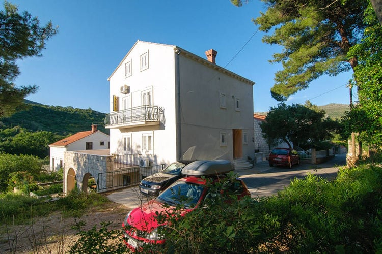 Kroatie | Dalmatie | Villa te huur in Zaton-Veliki   met wifi 3 personen