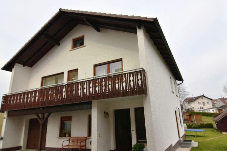 Vakantiehuizen Stockheim-ot-Burggrub te huur Stockheim-ot-Burggrub- DE-96342-01   met wifi te huur
