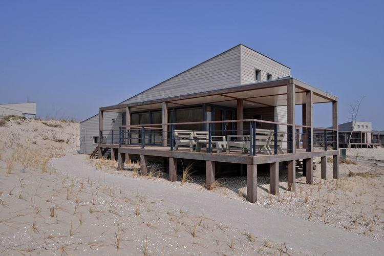 Vakantiehuizen Nederland | Zuid-Holland | Villa te huur in Ouddorp   met wifi 6 personen